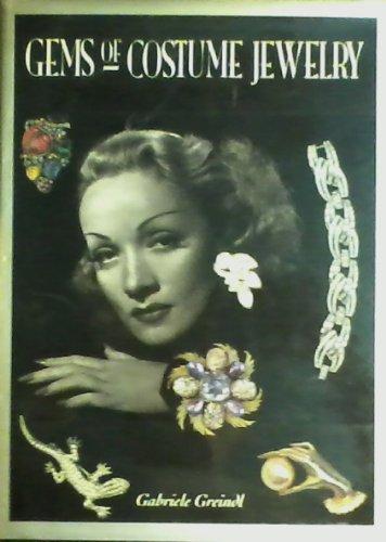 9781558592070: Gems of Costume Jewelry