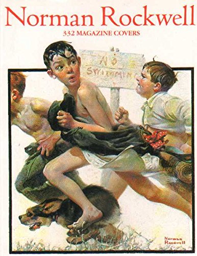 9781558592247: Norman Rockwell: 332 Magazine Covers (Tiny Folios)