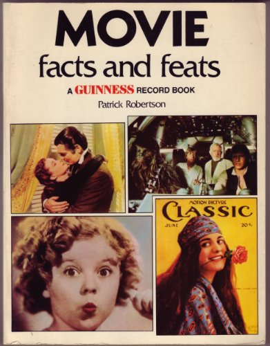 9781558592360: Guinness Book of Movie Facts and Feats