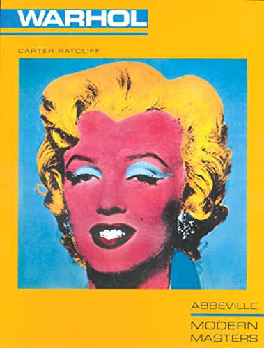 9781558592575: Andy Warhol (Modern Masters Series)