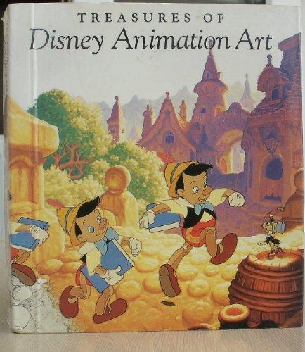 9781558593350: Treasures of the Disney Animation Art
