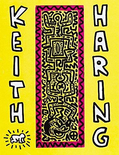 Keith Haring: Future Primeval: Blinderman, Barry