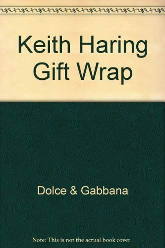 9781558594166: Keith Haring Gift Wrap