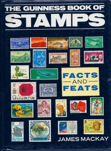 9781558594326: The Guinness Book of Stamps: Facts and Feats