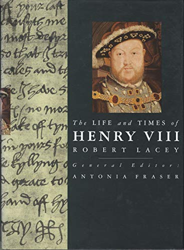 9781558594517: The Life and Times of Henry VIII (Kings and Queens of England Series)