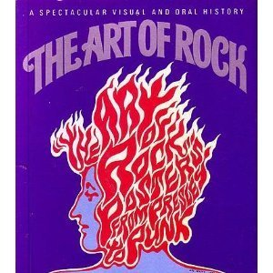 9781558596061: The Art of Rock: Posters from Presley to Punk (Tiny Folio)
