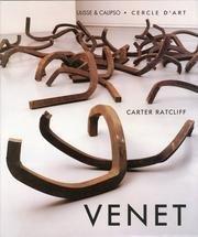 Bernar Venet: Ratcliff, Carter