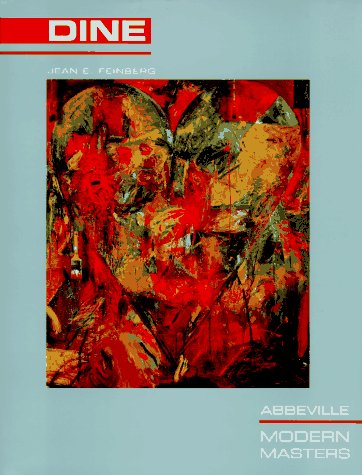 9781558597518: Jim Dine (Modern Masters Series)