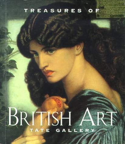 9781558597723: Treasures of British Art: Tate Gallery (Tiny Folio)