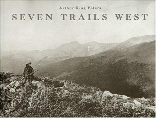 9781558597822: Seven Trails West