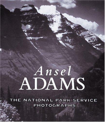 9781558598171: Ansel Adams: The National Park Service Photographs (Tiny Folio)