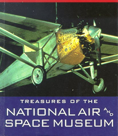 9781558598225: Treasures of the National Air and Space Museum (Tiny Folio)