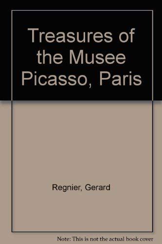 9781558598843: Treasures of the Musee Picasso, Paris