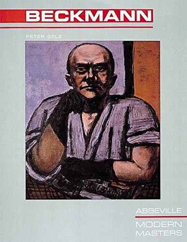 9781558598898: Max Beckmann (Modern Masters Series)