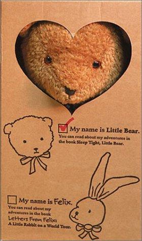 9781558598997: Sleep Tight Little Bear (Plush Toy)