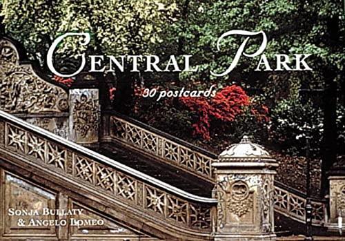 Central Park: 30 Postcards