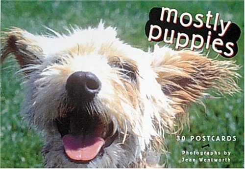Mostly Puppies: 30 Postcards