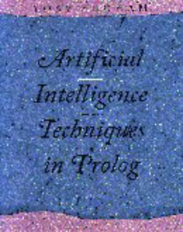 9781558603196: Artificial Intelligence Techniques In Prolog