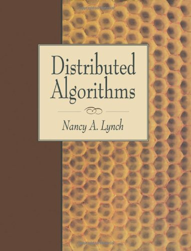 9781558603486: Distributed Algorithms (The Morgan Kaufmann Series in Data Management Systems)