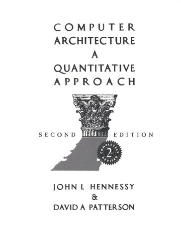 9781558603721: Computer Architecture , a Quantitative Approach