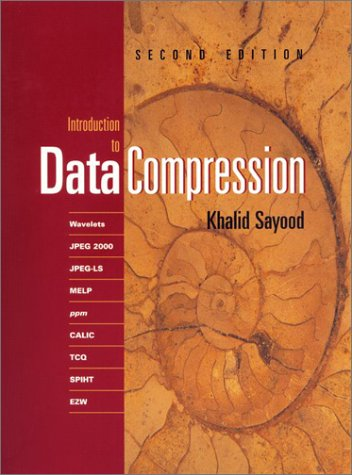 9781558605589: Introduction to Data Compression, Second Edition (The Morgan Kaufmann Series in Multimedia Information and Systems)