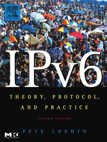 9781558608108: IPv6, Second Edition: Theory, Protocol, and Practice (The Morgan Kaufmann Series in Networking)