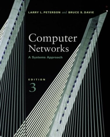 Computer Networks: Peterson