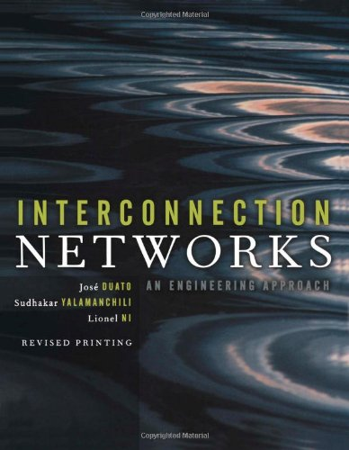 9781558608528: Interconnection Networks (The Morgan Kaufmann Series in Computer Architecture and Design)