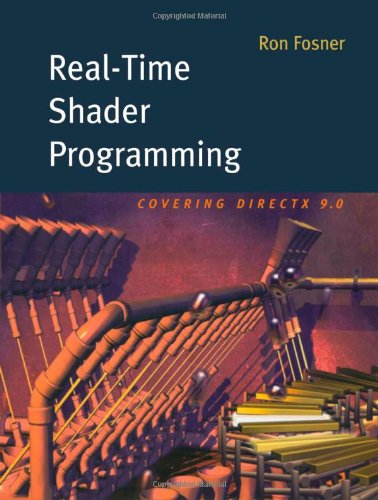 9781558608535: Real-Time Shader Programming (The Morgan Kaufmann Series in Computer Graphics)