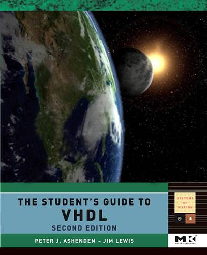 9781558608658: The Student's Guide to VHDL (Systems on Silicon)