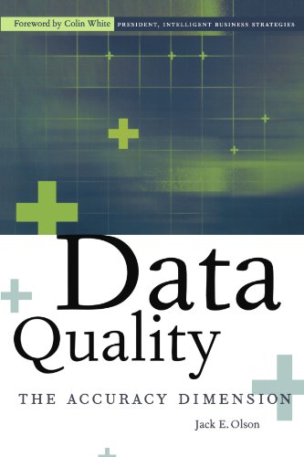 9781558608917: Data Quality: The Accuracy Dimension (The Morgan Kaufmann Series in Data Management Systems)