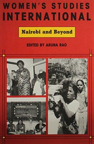Women's Studies International : Nairobi and Beyond: Rao, Aruna (editor)