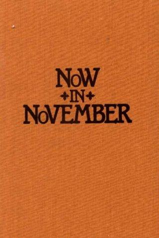 9781558610330: Now in November