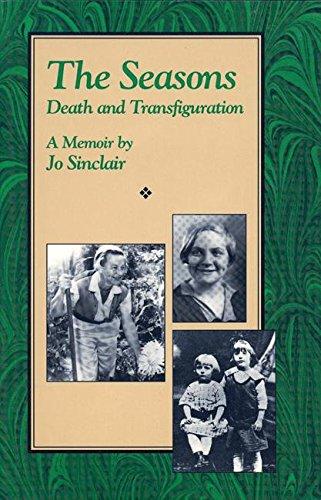 9781558610576: The Seasons: Death and Transfiguration (The Cross-Cultural Memoir Series)