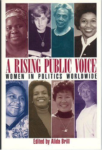 9781558611108: A Rising Public Voice: Women in Politics Worldwide