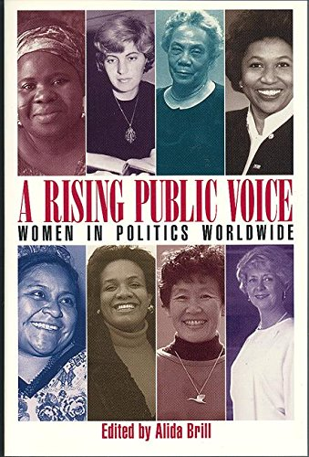 9781558611115: A Rising Public Voice: Women in Politics Worldwide
