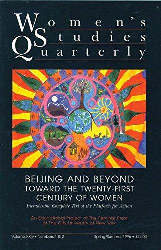 9781558611429: Women's Studies Quarterly (96:1-2): Beijing and Beyond: Women in the Twenty-First Century