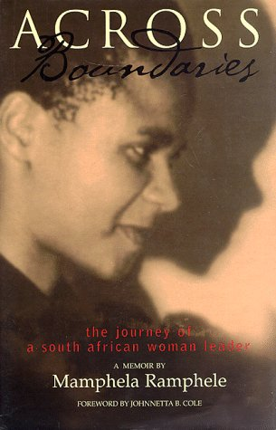 9781558611658: Across Boundaries: The Journey of a South African Woman Leader (Women Writing Africa)