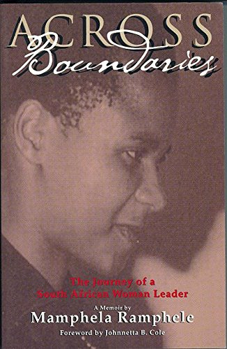 9781558611665: Across Boundaries : The Journey from a South African Woman Leader: The Journey of a South African Woman Leader (Women Writing Africa)
