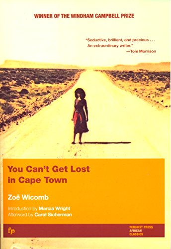 9781558612259: You Can't Get Lost in Cape Town (Women Writing Africa)
