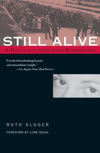 9781558614369: Still Alive: A Holocaust Girlhood Remembered (The Helen Rose Scheuer Jewish Women's Series)