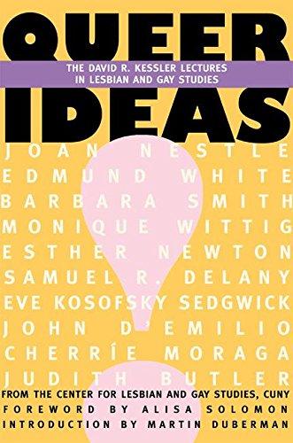 9781558614482: Queer Ideas: The Kessler Lectures in Lesbian & Gay Studies