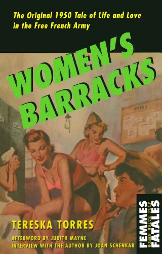 Women's Barracks (Femmes Fatales): Tereska Torres