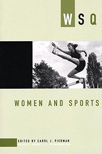 9781558614994: Women and Sports: WSQ: Spring / Summer 2005 (Women's Studies Quarterly)