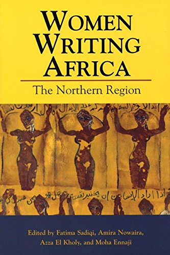 9781558615892: Women Writing Africa: The Northern Region