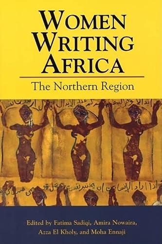 Women Writing Africa: The Northern Region (v.: Sadiqi, Fatima [Editor];