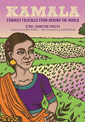 9781558619401: Kamala: Feminist Folktales from Around the World