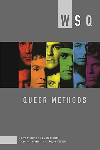 9781558619425: Queer Methods (Women's Studies Quarterly)