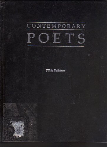 Contemporary Poets (Contemporary Writers of the English: Tracy Chevalier