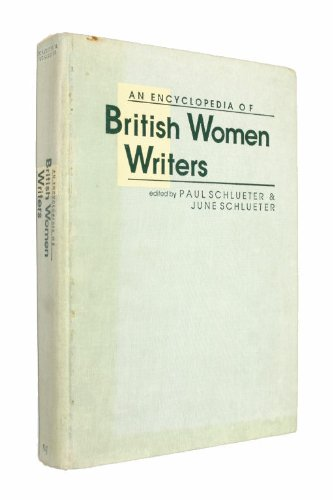 9781558621183: An Encyclopedia of British women writers